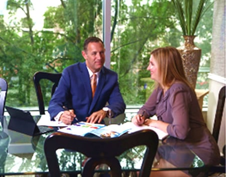 Working With Financial Advisors and Business Owners